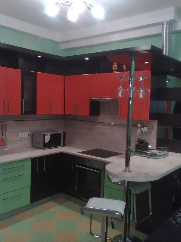 Кутова кухня 17