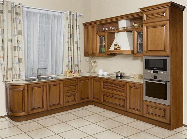 Кутова кухня 14