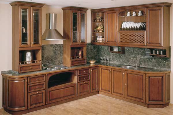 Кутова кухня 16