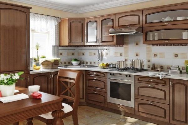 Кутова кухня 13