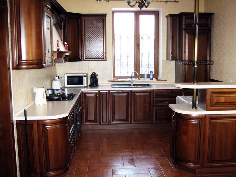 Кутова кухня 12