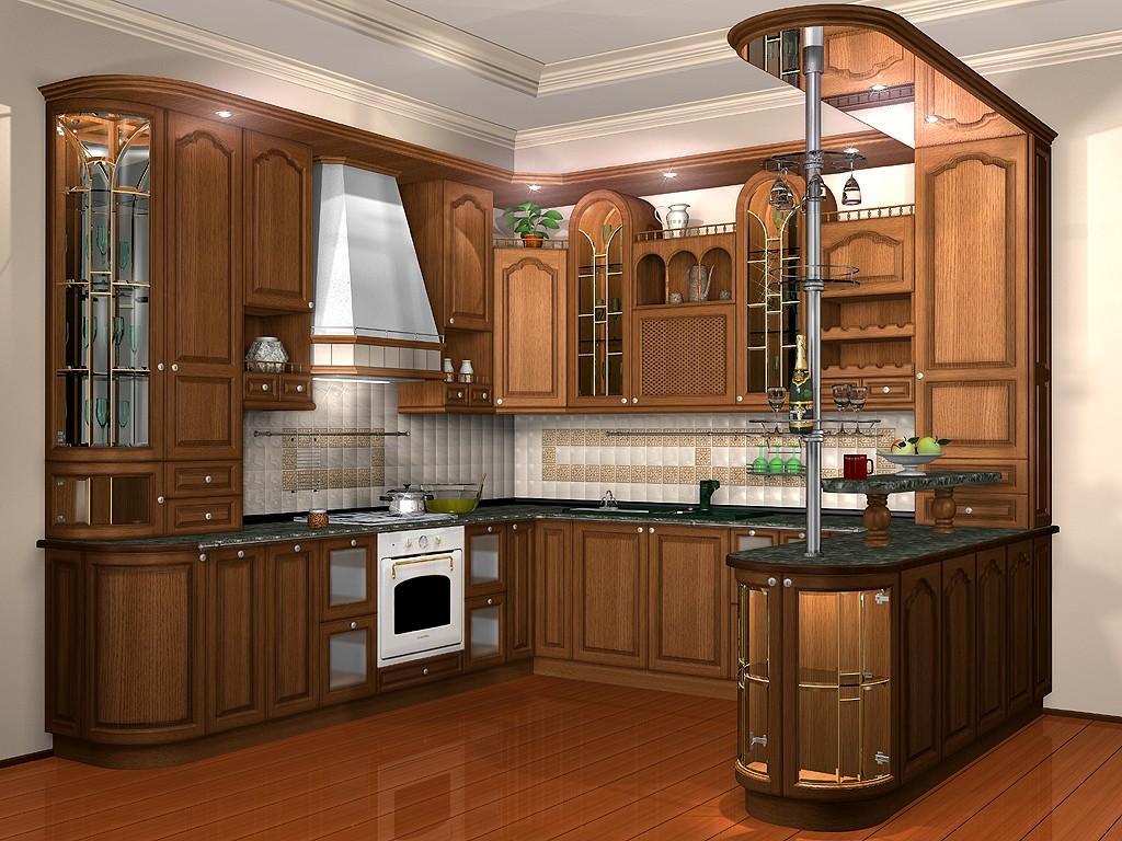Кутова кухня 11