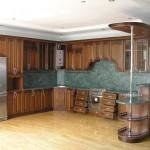 Кутова кухня 7
