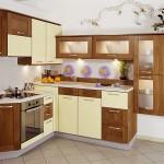 Кутова кухня 9