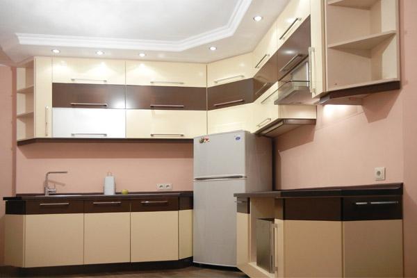 Кутова кухня 19