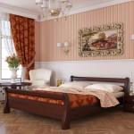 Ліжко деревяне Діана