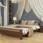Ліжко деревяне Афіна