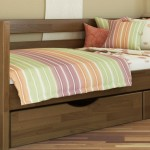 Ліжко деревяне Нота