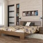 Ліжко деревяне Титан