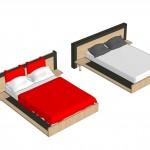 кровать ок