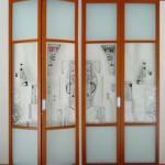 Ламані двері шафи-купе