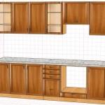 Кухня фасади супер профіль
