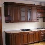Кухня вільха (фасад дерево)-003